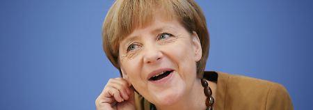 Kanzlerin im Urlaub: Merkel hat nie wirklich frei