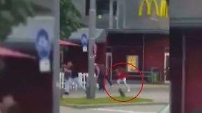 Spurensuche vor Ort: Schülerin überlebt Amoklauf von München