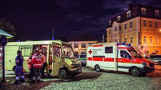 Islamistischer Anschlag wahrscheinlich: Flüchtling zündet Sprengsatz in Ansbach
