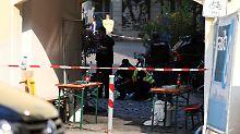 Chat mit unbekannter Person: Attentäter von Ansbach wurde beeinflusst