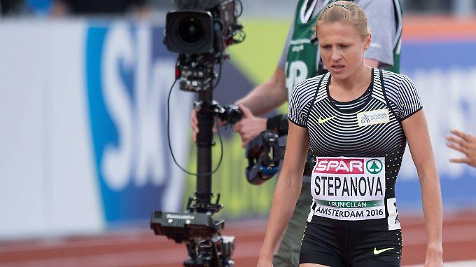 Die Sperre von Julia Stepanowa für Rio können viele Funktionäre angesichts der prorussischen IOC-Entscheidung nicht nachvollziehen.