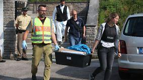 Abgelehnter Asylbewerber aus Syrien: Wer ist der Attentäter von Ansbach?