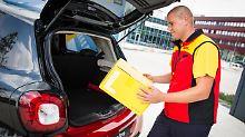Pilotprojekt startet im Herbst: DHL liefert künftig Pakete in den Kofferraum