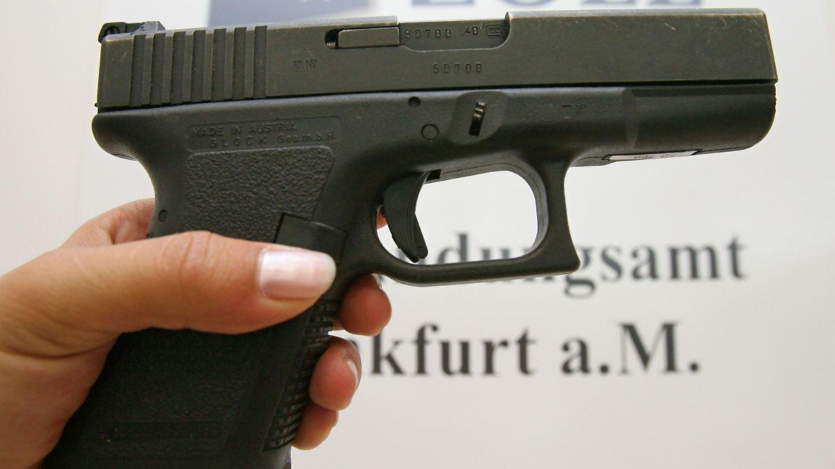 David Ali S. suchte gezielt nach Glock-Pistole