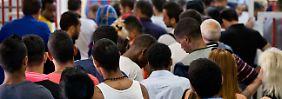 Studie in 24 Ländern: Zuwanderung ist größte Sorge der Deutschen