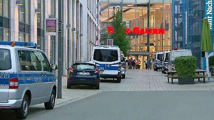 Bombendrohung In Dortmund