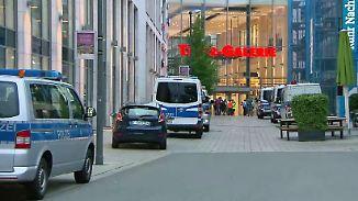 Diskussionen über Innere Sicherheit: Anonyme Bombendrohung schreckt Dortmund auf