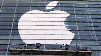 Jobs. Jobs. Jobs.: Ist Apples Steuer-Deal ein Erfolg für Trump?