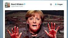 n-tv Netzreporter: Rechtspopulisten machen Stimmung gegen Merkel
