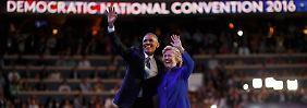 """""""Wut und Hass"""" bei Republikanern: Obama preist Clinton und attackiert Trump"""