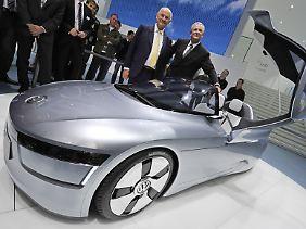 VW und das 1-l-Concept-Car: Wachstumsschub für die automobile Zukunft?
