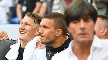 Der Weltmeisterkapitän hört auf: Bastian Schweinsteiger tritt aus DFB-Elf zurück