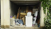 Garage zumüllen verboten: Ach, dafür muss man Strafe zahlen?