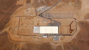 Wegweisendes Projekt: Tesla baut an der Gigafabrik