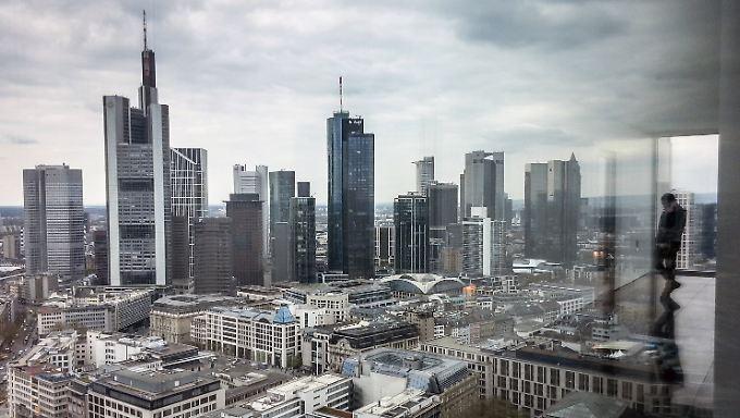 """Mehrere Großbanken sollen einen """"Maulwurf"""" im Finanzministerium bezahlt haben, um Gesetzestexte zu beeinflussen."""