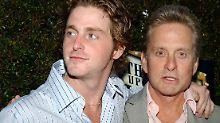 Trotz der Eskapaden seines Sohnes hat Michael Douglas hat immer zu ihm gehalten.
