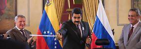 Teilerfolg zur Amtsenthebung: Venezuela nimmt Hürde zu Maduros Abwahl
