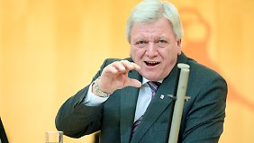 Gauck-Nachfolge: Wäre Bouffier ein guter Bundespräsident?