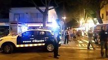 Fünf Deutsche in Spanien verhaftet: Flashmob sorgt für Terrorangst