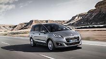 Günstiger Gebrauchter mit Mängeln: Peugeot 5008 kann nicht überzeugen