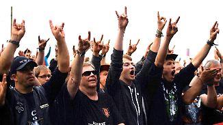 27. Open Air startet: In Wacken tobt der ganz normale Heavy-Metal-Wahnsinn