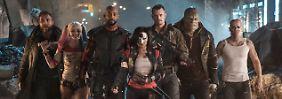 "Actionreiche Comic-Verfilmung: ""Suicide Squad"" feiert in London Premiere"