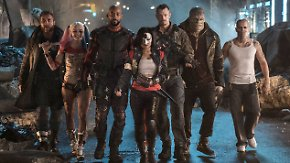 "Actionreiche Comic-Verfilmung: ""Suicide Squad"" feiert in London Premiere"