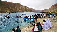Touristen statt Taliban: Afghanistans schöne Seiten