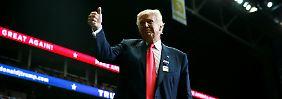 """""""Warum setzen wir sie nicht ein?"""": Trump beunruhigt mit Atomwaffen-Aussage"""