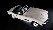 Elvis Presley blätterte 26.500 D-Mark für den edlen Sportwagen aus der Feder von Designer Albrecht Graf von Goertz hin - heute ist er unbezahlbar.