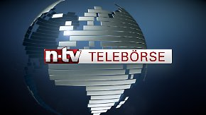 Sendung in voller Länge: Telebörse von 08:45 Uhr