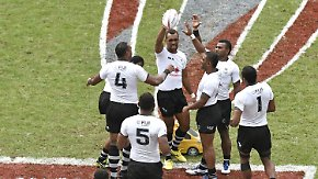 Rugby-Comback nach 92 Jahren: Fidschi-Inseln haben Olympia-Gold im Visier