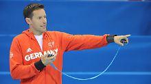 Wo bleiben die Medaillen?: Bundestrainer rechnet mit Schwimmern ab