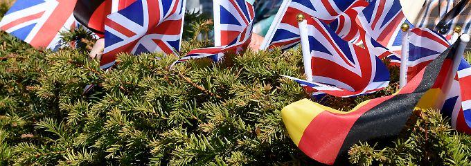 Die Brexit-Scheidungskinder: Briten, die zu Deutschen werden