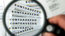 Ärger mit dem Girokonto: Mehr Durchblick im Gebührendschungel?