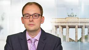 """""""Ein paar Trends lassen sich erkennen"""": Patrick Keller von der Konrad-Adenauer-Stiftung über Donald Trump"""