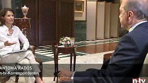 Das Exklusiv-Interview in voller Länge: Erdogan wirft EU Doppelmoral vor