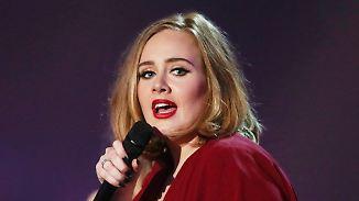 Promi-News des Tages: Adele schockt Fans mit ihren Zukunftsplänen