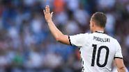 Stimmungskanone, Torjäger, Teamspieler: Die DFB-Karriere des Lukas Podolski