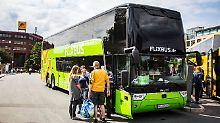 Verspätung von mehreren Stunden: Bekommen Fernbusreisende Entschädigung?