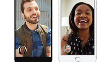Videotelefonie extrem einfach: Google Duo soll besser als Facetime sein