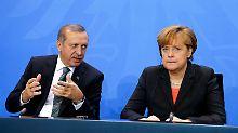 Ankara und die Nähe zum Terror: Merkel muss Erdogan die Grenzen aufzeigen
