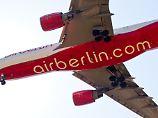Auch der mögliche Verkauf von Strecken an die Lufthansa wird die Existenzkrise von Air Berlin kaum beenden.