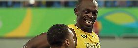 Usain Bolt - Abgang mit Zweifeln: Saubere Arbeit?