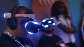 Großes wirtschaftliches Potenzial: Virtual Reality startet auf Gamescom durch