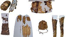 Neue Untersuchungen, neue Fakten: Ötzi-Kleidung stammt von fünf Tierarten
