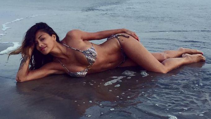Für sie würde man sich vielleicht schon etwas nass machen: Nicole Scherzinger.