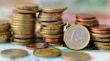 EZB-Niedrigzinspolitik schlägt auf Pensionsfonds durch.