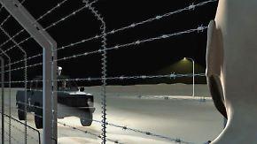 Abriegelung der Grenze zu Mexiko: Israelische Firma empfiehlt sich für Trumps Mauer-Vorhaben