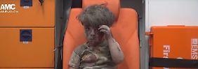 """""""Humanitäre Tragödie"""" in Syrien: Wenn das Töten zum bitteren Alltag gehört"""